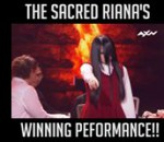 THE SACRED RIANA WINS ASIAS GOT TALENT 2017!
