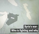 Syria War who is fighting and why