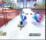 Mario & Sonic At The Olympic Winter games: Dream Events 1/2.