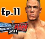 Smackdown Vs Raw 2011: John Cena Road to Wrestlemania Ep.11 (Gameplay/Commentary)