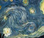 Starry Night interactive animation Звездна нощ