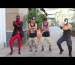 Deadpool and Gangnam Style