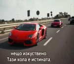 Top Gear - Lamborghini Aventador, Mclaren Mp4-12c, Noble M600