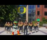 Gangnam Style - The Oregon Duck