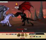 Dragonfable: Me vs Artix