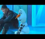 Frozen-Olaf all moments