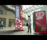 "Kit Kat Chunky ""Silence Your Hunger-Study"" by JWT Dubai - 2012"