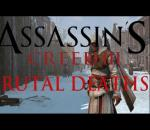 Assassin's Creed 3 BRUTAL DEATHS