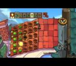 Plants Vs Zombies Playthrough Level 5-1 Xbox Live Arcade
