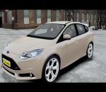 GTA IV San Andreas Beta - Ford Focus 2013 ST