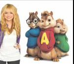 Hannah Montana Ft. Alvin and the Chipmunks-This Boy, This Girl