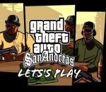 GTA San Andreas Lets Play: Gas Station Heist, Tractor Hijacking (Grand Theft Auto)