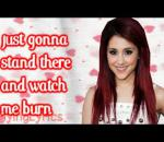 Ariana Grande - Love the Way You Lie (Lyrics + Download Link)