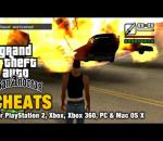 GTA San Andreas - Cheats