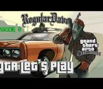 GTA San Andreas Lets Play - Epic Russian Shootout, Train Heist (Grand Theft Auto)