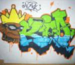 Neok Graffiti Sketches