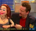 Terry Fator and Vickki the Cougar
