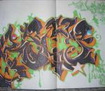 GRAFFITI BATTLE REPS SCION VS JANS1