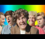 "Wrong Direction - ""Live While We're Young"" PARODY"