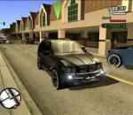 GTA SA BMW X5 E53 MAFIA CAR BLACK TUNING HD DESIGN BY L-NUR S@FT.wmv