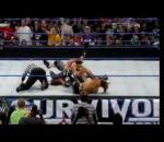 WWE Survivor Series 2009 - John Cena vs Triple H vs Shawn Michaels - Triple Threat