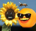 Annoying Orange: Flower Power!