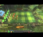 World of Warcraft Cataclysm - Plants Vs Zombies (sort of)