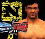 Smack down vs RAW 2011 Justin Gabriel vs Randy Orton
