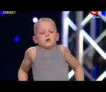 Sergej Evplov: Ukraine talent show, amazing 7yo kid