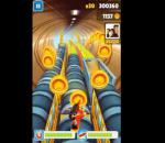 Subway Surfer Рекорд 972,300 !!!