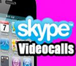 Skype 3.0 Videocalls *iPhone 4, iPad 2, iPod Touch 4G*