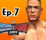 Smackdown Vs Raw 2011: John Cena Road to Wrestlemania Ep.7 (Gameplay/Commentary)