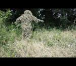 Airsoft Sniper with Ghillie Suit 2