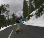 Freeboarding winter season