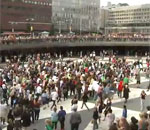 Michael Jackson Tribute FLASHMOB