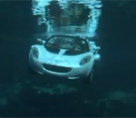 Rinspeed's first underwater Car