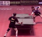 Тенис на маса - Table tennis great points