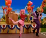 Lazy Town - I Wanna Dance