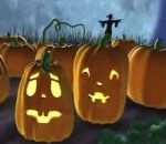 пеещи тикви Singing Pumpkins 3D Animation Halloween