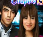 Famous Couples 13 game - Demi Lovato and Joe Jonas