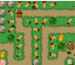 Jungle Hunting Tower Defense