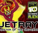 Ben 10 Alien Force A Jetray Story