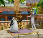 The Penguins of Madagascar - Каската