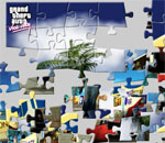 GTA Vice City Jigsaw