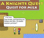 Рицарски куест за мляко - A Knights Quest Quest For Milk