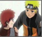 Naruto and Gaara - Friends