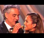 "【HD/CC】Andrea Bocelli-Jennifer Lopez ""Quizas Quizas Quizas"" (Lyrics) DWTS16-4 Dancing With The Stars"
