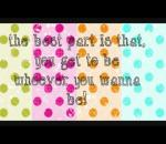 Hannah Montana- Best of Both Worlds 2009 Movie Mix (With Lyrics)