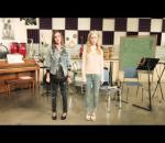 """Are You Happy Now?"" Official Music Video by Megan and Liz"