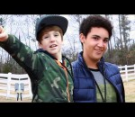"""Timber"" - Pitbull ft. Ke$ha (MattyBRaps & Lil Will Robertson Cover)"